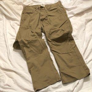 Men's DOCKERS Tan khaki pants